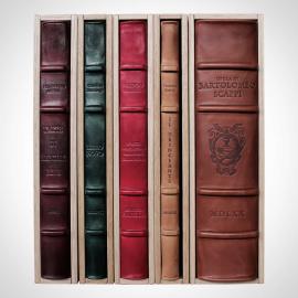 Collana libri di cucina storici Academia Barilla edizione di lusso