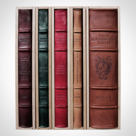 Historical kitchen books Series of luxury edition