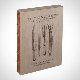 Custodia in legno Trinciante
