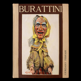 "Libro Burattini "" Polonia """