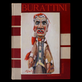 """Libro Pupazzi """" Sandrone """""""