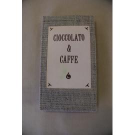 Caffe e cioccolato