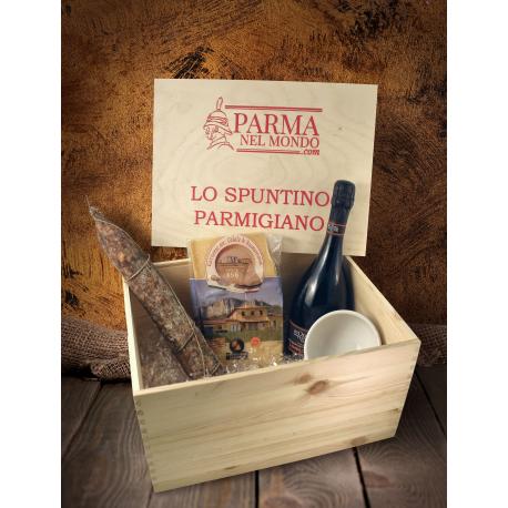 Lo Spuntino Parmigiano